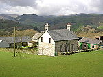 self catering holiday cottage nr betws-y-coed - penrhyddion ucha